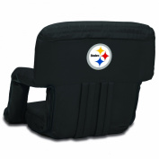NFL Pittsburgh Steelers Portable Ventura Reclining Seat