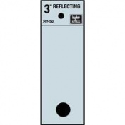 "Self-Adhesive Symbol ""7.6cm "" REFLECTIVE PERIOD"""