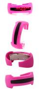 2013 New Design Bracelet Light up Digital Science Fiction Sport LED Watch Pink