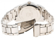 U.S. Polo Assn. Men's US8002 Silver-tone Sporty Bracelet Watch