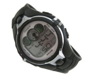 Digital Boys Sports Watch Date Alarm Stopwatch with 4 Colour Backlights