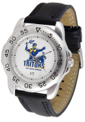 UCSD Tritons Men's Sport Watch with Leather Band