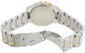 Seiko Men's SNQ076 Perpetual Calendar Two-Tone Watch