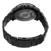 Stuhrling Original Men's 421.335B1 Octane Concorso Trofeo Swiss Quartz Date Black Bracelet Watch