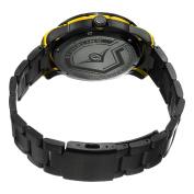 Stuhrling Original Men's 421.335B65 Octane Concorso Trofeo Swiss Quartz Date Black Bracelet Watch