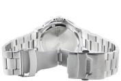 Swiss Military Calibre Men's 06-5R2-04-001 Racer Chronograph White Dial Steel Bracelet Watch