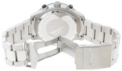 Nautica Men's 25009G NCS-46 Stainless Steel Chronograph Watch