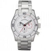 Armani Emporio Sports Quartz White Dial Men's Watch - AR5932