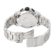 Wenger Men's 70797 Battalion Chrono Silver Dial Steel Bracelet Watch