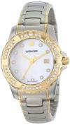 Wenger Women's 70376 Sport Two-Tone Steel Bracelet Watch