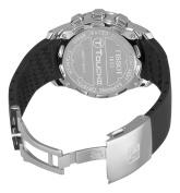 Tissot Men's T0474204720700 T-Touch II Black Digital Multi Function Watch