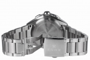 Edox Men's 10017 3 AIN2 Class-1 Black Rotating Bezel Watch
