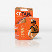 KT TAPE PRO Synthetic Elastic Kinesiology Theraeputic Tape - Regular 609.6cm Uncut Roll