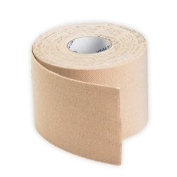 Kinesiotape Red 5.1cm x 5.5 yds Water Resistant