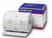 Cover-Roll Stretch 10.2cm x 10 Yards Non-Woven Adhesive Bandage