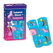 Enchanted Unicorn Bandages by Accoutrements - 11748