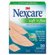 Fabric Bandages, Latex-free, Assorted Sizes, 50/PK