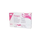 3M Transpore Surgical Tape - 2.5cm x 10 yd Roll - #1527-1