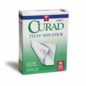 Curad Curad Non Stick Pads With Adhesive Tabs