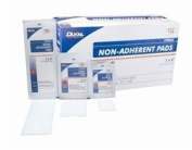 3x4 Sterile Non-adherent Pad- 100 pads [Health and Beauty]