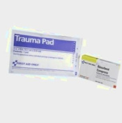 First Aid Only Gauze Compression AN205 - 81.3cm Sq. - AN205 - AN205