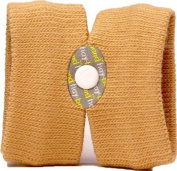 HAY BAND ACUPRESSURE ELBOW BAND. Proven relief for symptoms of Hayfever - Skin Tone