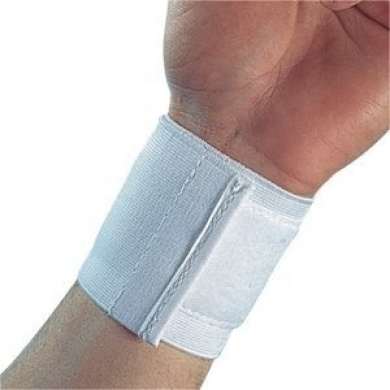 Wrist Band Universal 7.6cm White