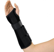 Medline Wrist and Forearm Splints, Right, Small