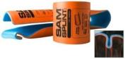 SAM Splint 91.4cm Rolled - Orange & Blue