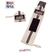 Schiek 1124W Schiek 24 inch White Wrist Wrap
