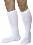 Sigvaris 602 Diabetic 18-25 mmHg Knee High Compression Socks for Men
