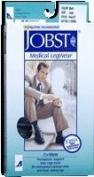 Jobst For Men,20-30Mm,Clsd Toe,Black,Large,Pair