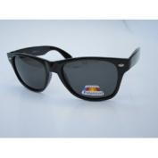 Polarised Vintage Style Wayfarer Sunglasses