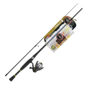Ready 2 Fish Trout Spin Combo with Kit, Ultra Light