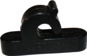 Rubber Fishing Rod Holder - Small Hook - 1cm inch