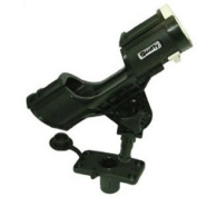 Scotty 401-BK Orca Rod Holder with Flush Deck Mount