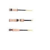 Eagle Claw Powerlight IM-7 5 Weight Fly Rod, 4 Piece