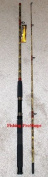 "HT 9' ""Camo"" Cat Hunter 2 pc. Spinning Rod - MH"