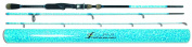 Wright & McGill Blair Wiggins S-Curve Inshore Series Travel Spinning Rod