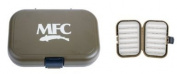 MFC Plastic Box with MFC Logo, Olive