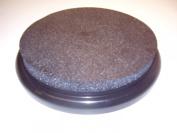 Black Padded Bucket Lid Black Frame/Black Pad by Bucket Lidz 2.5cm Pad
