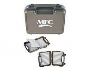 MFC Boat Box, Olive, Large Fly Foam