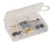 Plano Micro 6 Compartment Tackle Storage Box