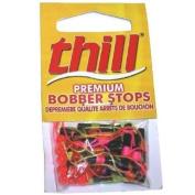 Thill Premium Bobber Stops - Assorted - 6 Each Colour
