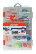 Eagle Claw E.C. Western Fresh Water Tackle Kit, 80 Piece