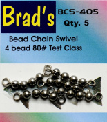 Duo Lock Snaps - Size 0.3cm , 4-bead, 5-pack