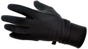 Manzella Women's Expeditor Glove, Black, Medium/Large