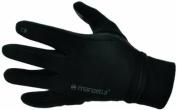 Manzella Power Stretch Touch Tip Glove, Black, Large/X-Large
