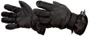 Manzella Women's Typhoon Glove, Black, Large