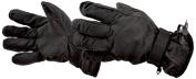 Manzella Women's Typhoon Glove, Black, Medium